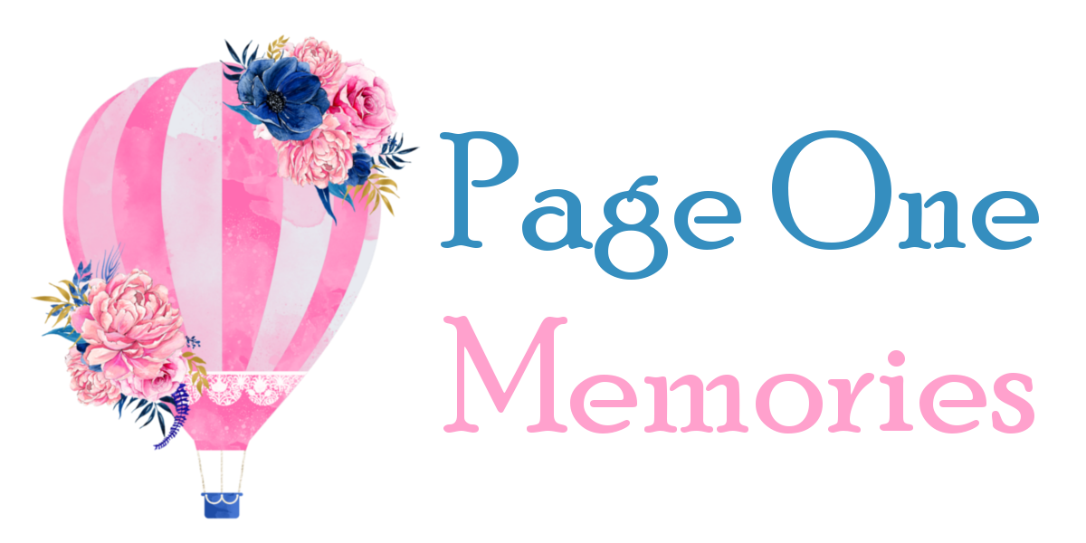 Page One Memories logo